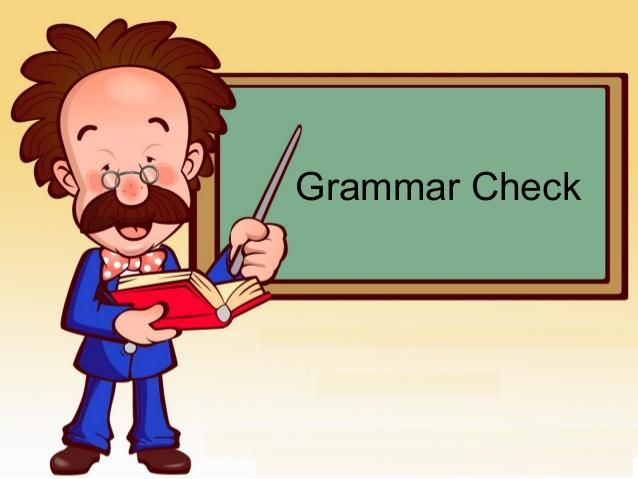 The importance of using a good grammer checker for your assignments
